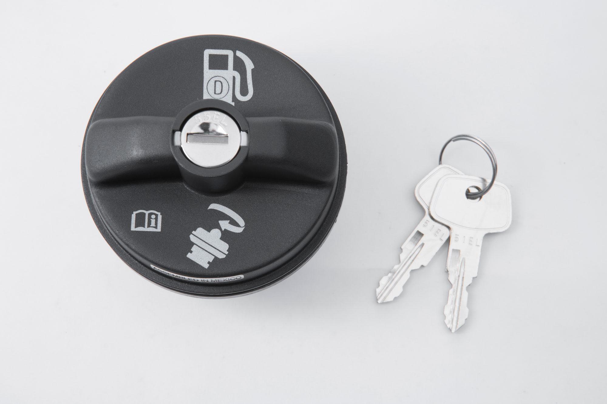 8-15070-014-0 - Isuzu Locking Gas Cap